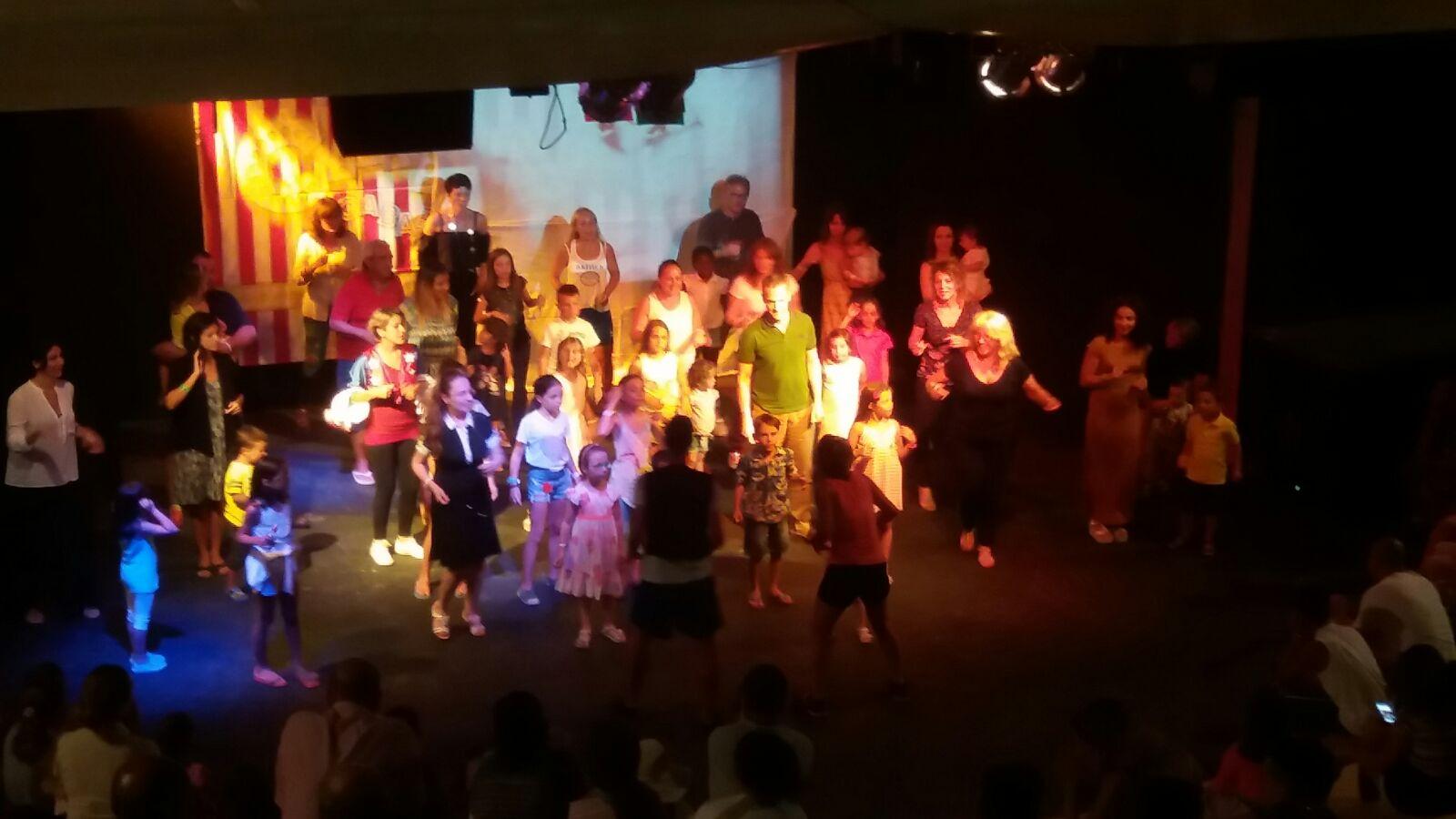 musical animazione villaggio turistico